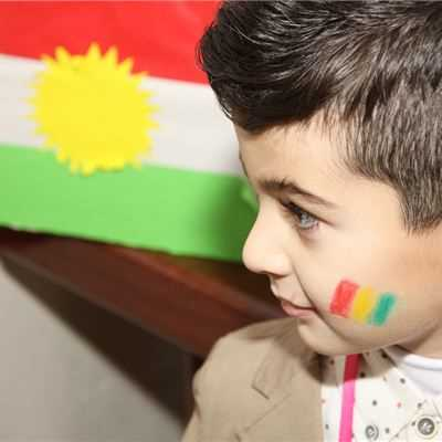 Soran International School Celebrates Kurdish Flag Day