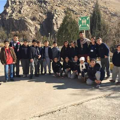 Soran International School Students Visit Water Plant