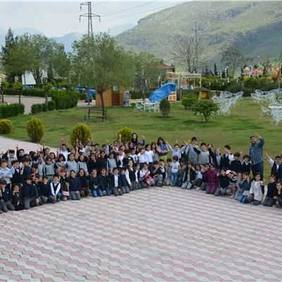 Soran Students Take a Trip to Gullan Park