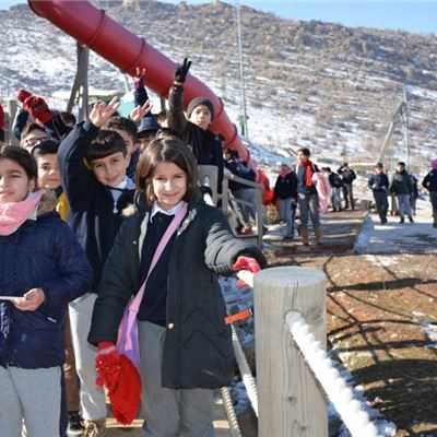 Soran Students Visit Korek Mountain