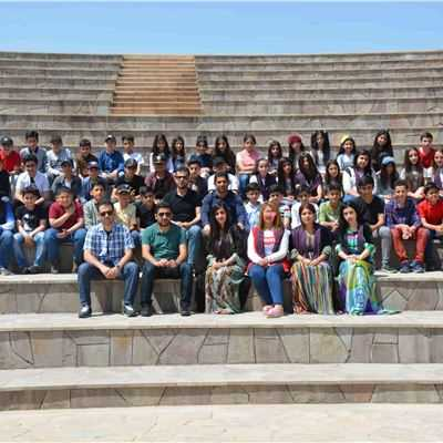 Soran Students Take a Trip to Barzan