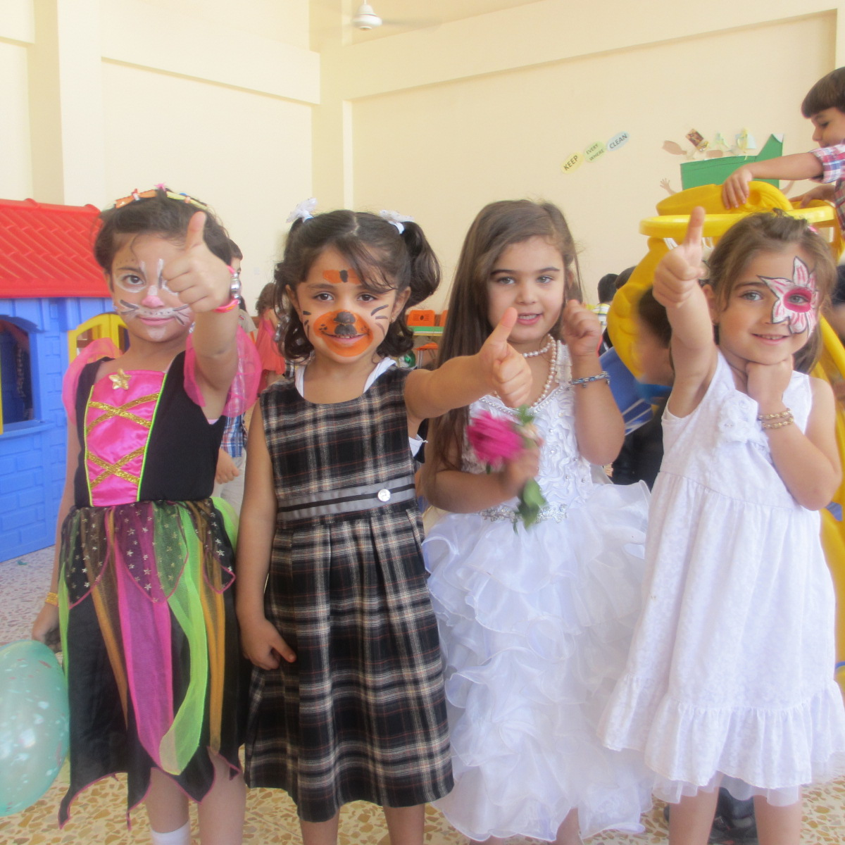 Welcome Party for KG1 Students