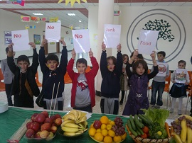 Soran Holds Health Day