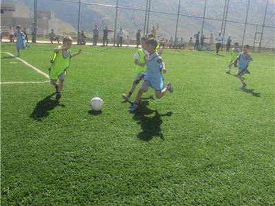 Soran Grade 2 Football Tournament