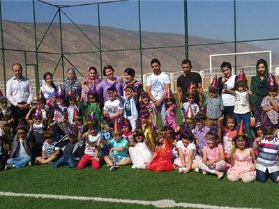 Fun Day With Teachers