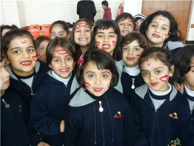 Soran Students Learn the Benefits of Brushing Teeth