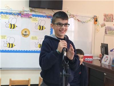 Spelling Bee 2014-2015