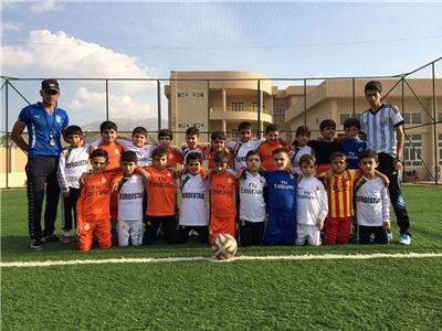 Football Tournament 2015