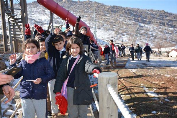 Soran Students Visit Korek Mountain