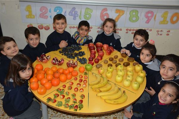 Soran Students Promote Healthy Food Habits