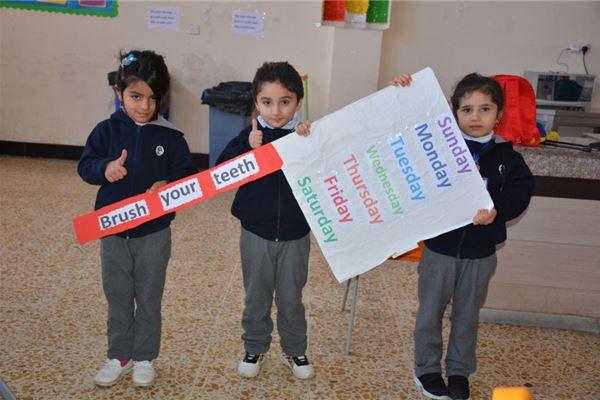 Soran Students Learn Dental Care
