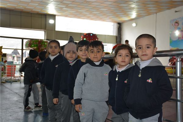 SORAN IS KG.2 STUDENTS ENJOY A DAY AT FUN FACTORY