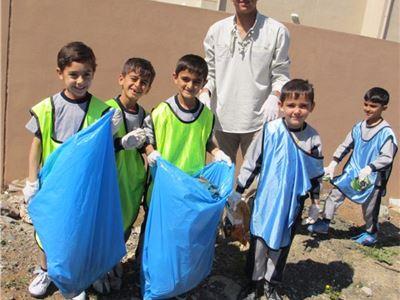 Soran International School is Clean and Green